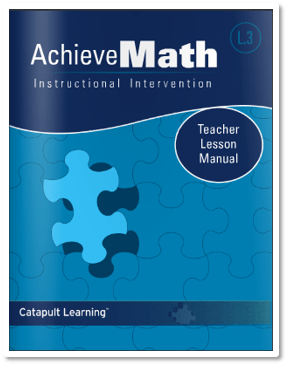 Catapult Learning AchieveMath